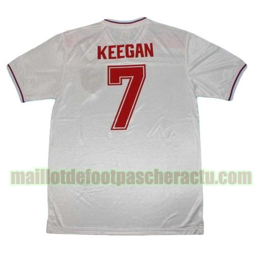 maillot angleterre 1982 domicile homme keegan 7 rétro
