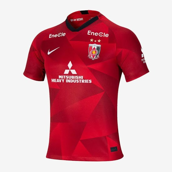 thailande maillot Urawa Red Diamonds 2020-2021 domicile
