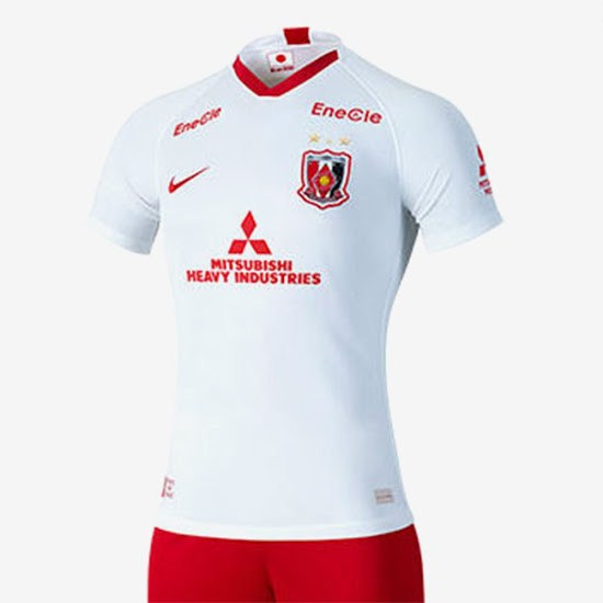 thailande maillot Urawa Red Diamonds 2020-2021 exterieur